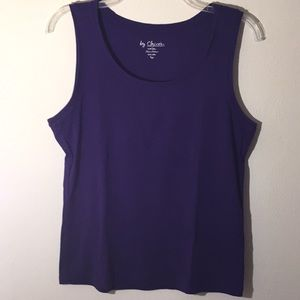 🔷Chico's🔷 Purple Tank Top - Size 1🔷